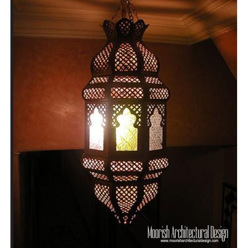 Traditional Moroccan Pendant 28