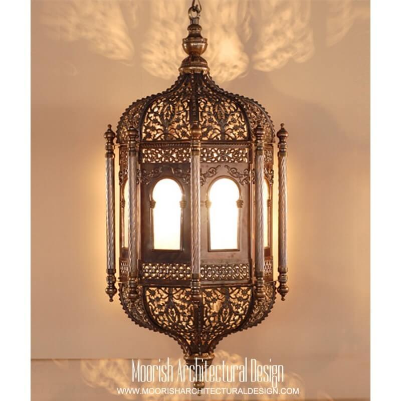 Moroccan Kitchen Lights