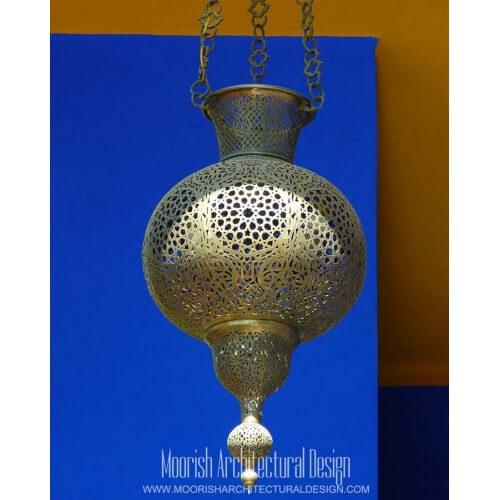 Traditional Moroccan Pendant 41