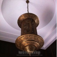 Antique Hotel Lighting