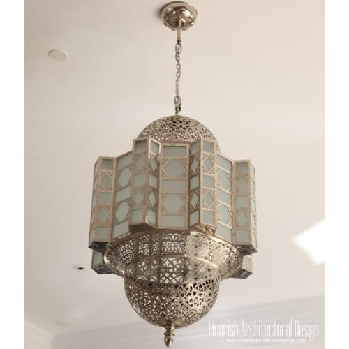 Modern Moroccan Lantern 06