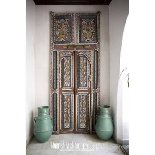 Moroccan Door 09
