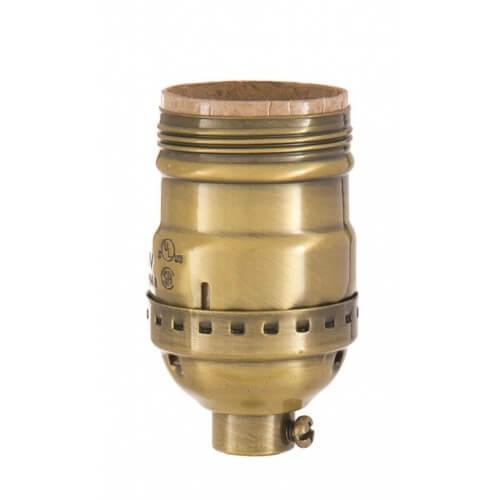 E26 Brass socket
