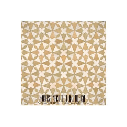 Rustic Moroccan Tile 01