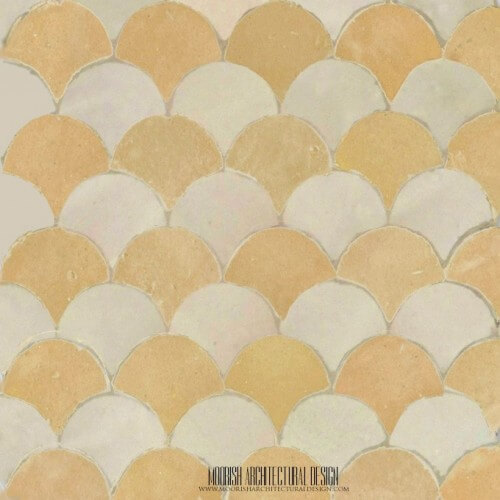 Rustic Moroccan Tile 04