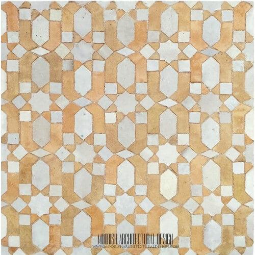 Rustic Moroccan Tile 05