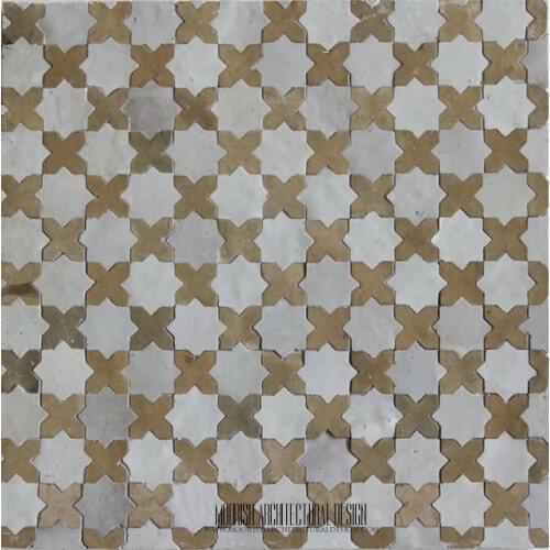Rustic Moroccan Tile 08