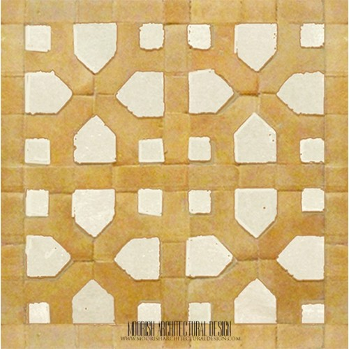 Rustic Moroccan Tile 09