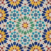 Moroccan Kitchen Tile Design