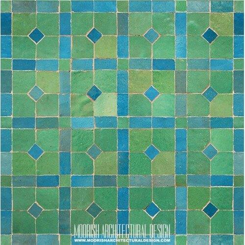 Moroccan Tile 181