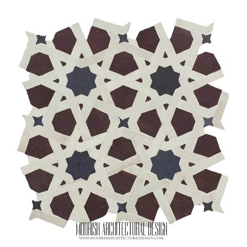 Moroccan Tile 186