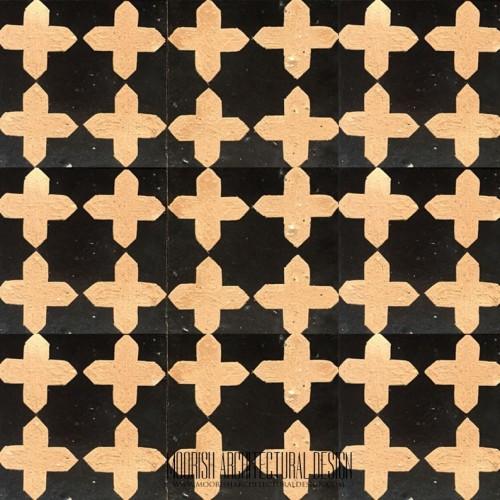 Rustic Moorish Tile 22