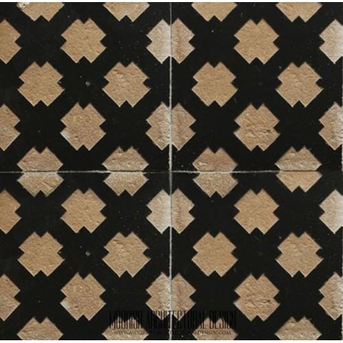 Rustic Moorish Tile 26