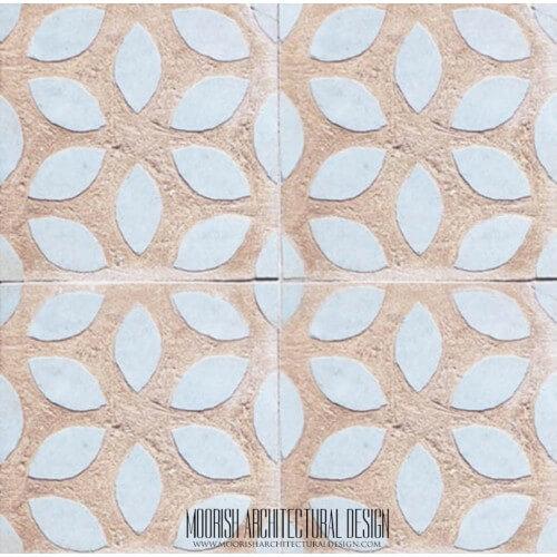 Rustic Moorish Tile 30