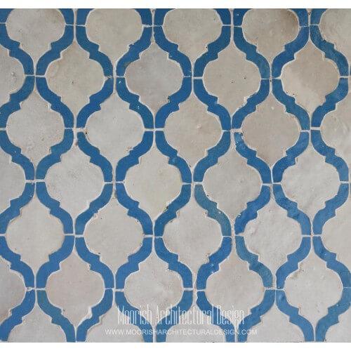 Arabesque Tile 07