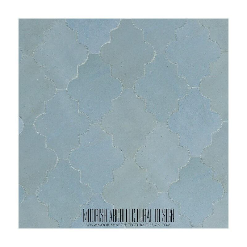 Arabesque mosaic Tile