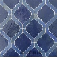Arabesque Tile Blue