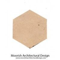 Hexagon Moroccan Terracotta