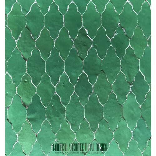 Arabesque Tile 16