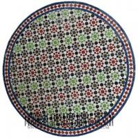 moorish mosaic table