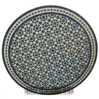 Moroccan mosaic table store