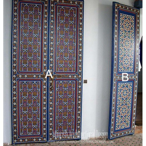 Moroccan Door 19