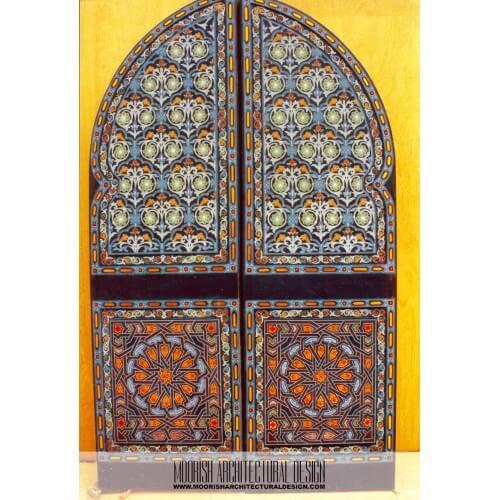 Moroccan Door 23