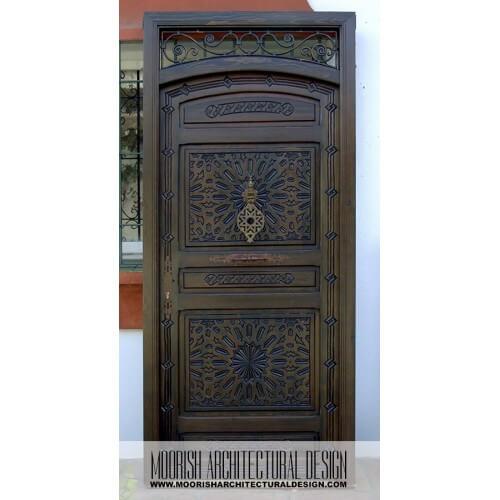 Moroccan Door 27