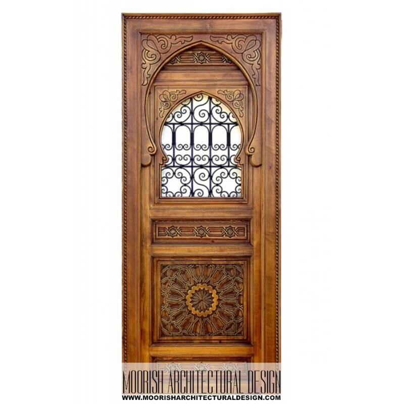 Rustic Entry Door