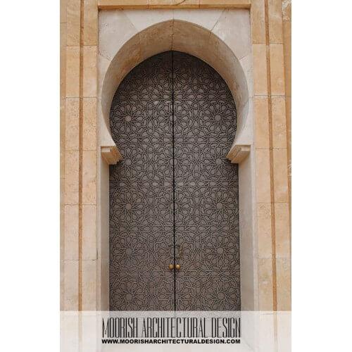 Moroccan Door 35