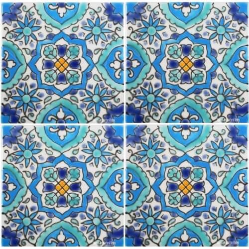 Mediterranean Pool Tiles Los Angeles California