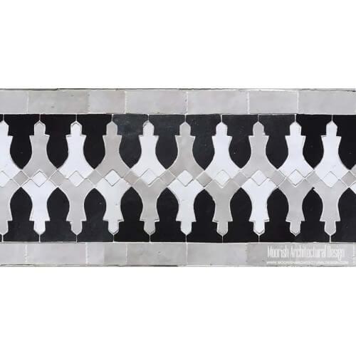Moroccan Border Tile 87