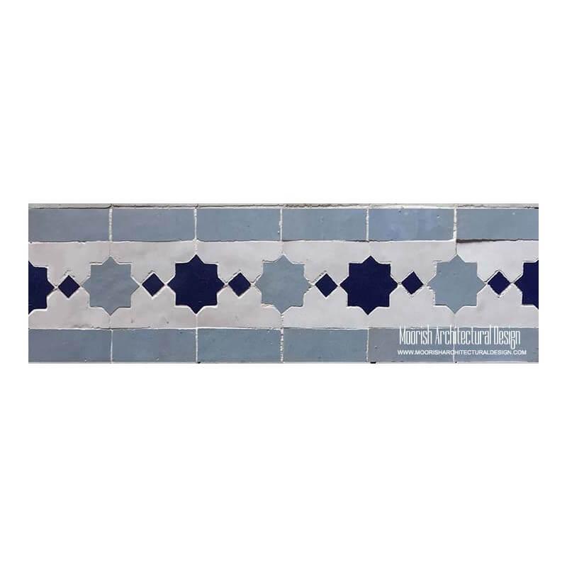 Mediterranean Ceramic pool tile Ideas