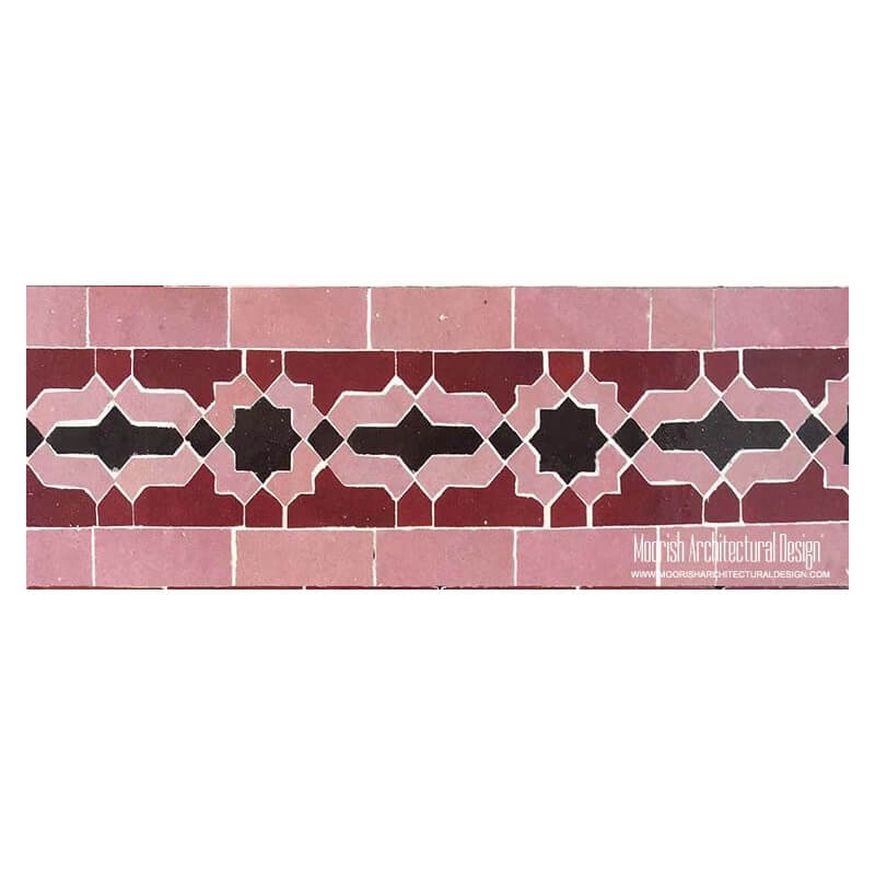 Red pool Tiles