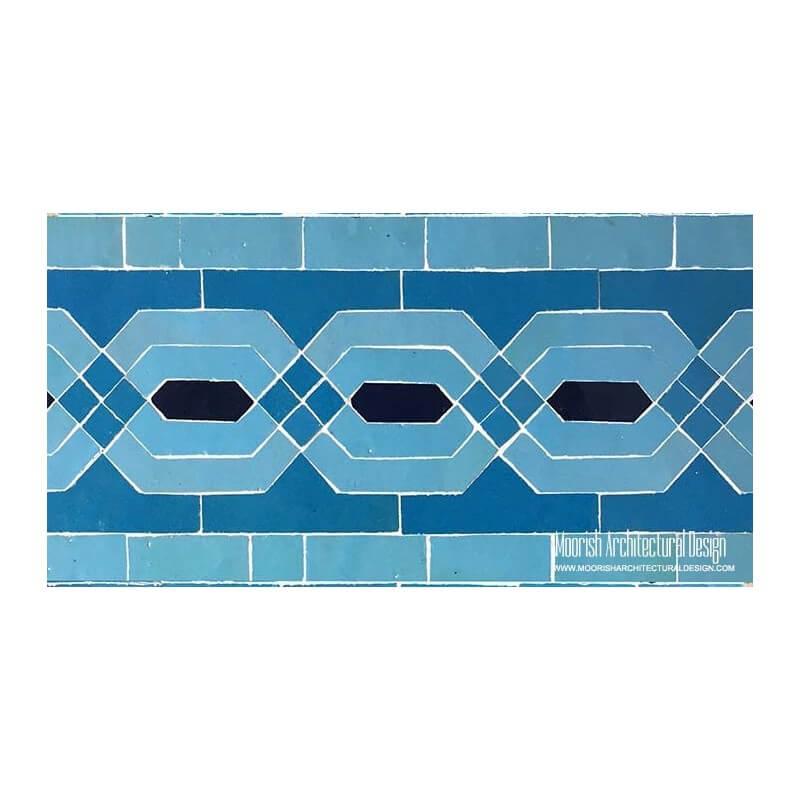 Modern Pool Tile Design