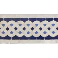 Exotic pool tiles
