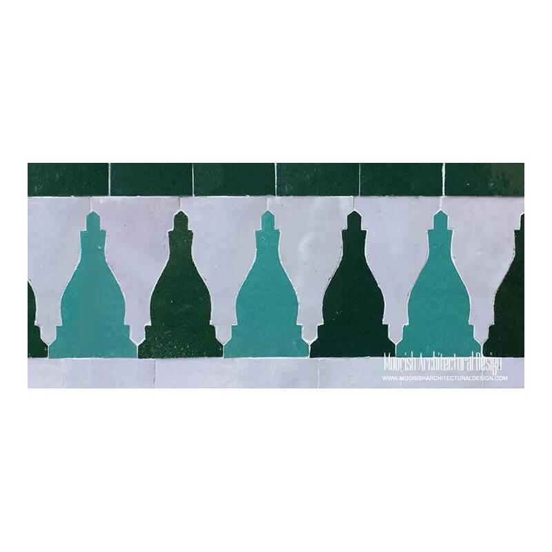 Miami Florida largest supplier of Spanish Mediterranean pool tiles