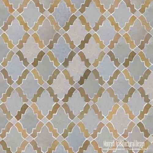 Moroccan Tile 204