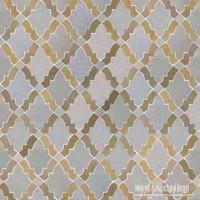 Moroccan kitchen tile backsplash