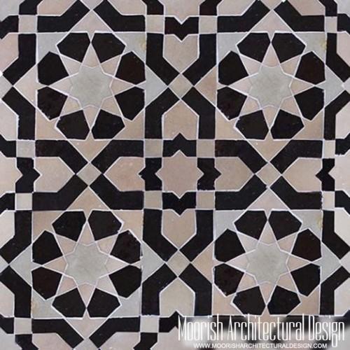 Moroccan Tile 206