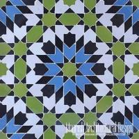 Kitchen Backsplash: Moorish Tile