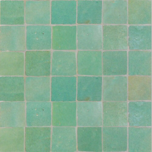 Island Green Tiles