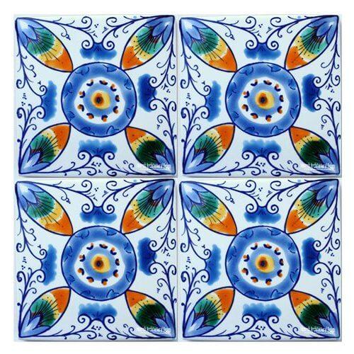 Mediterranean Tile 21