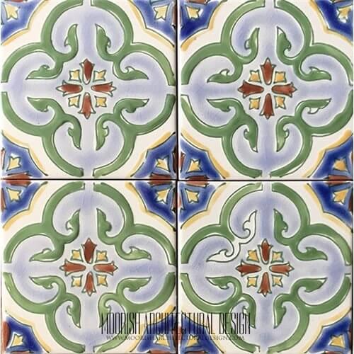 Mediterranean Tile 16