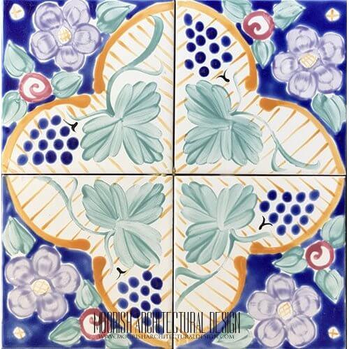 Mediterranean Tile 24