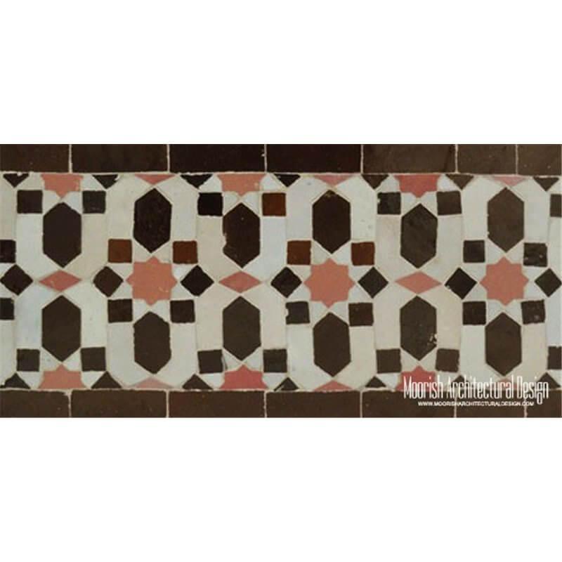 Moroccan Pool Tiles San Diego California