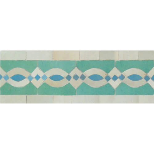 Spanish Pool Tile