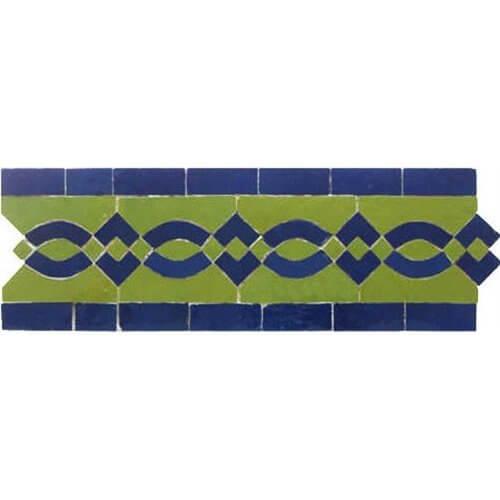 Moroccan Border Tile 41