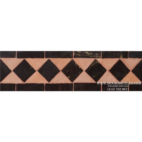 Moroccan Border Tile 51