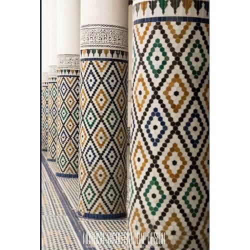 Moorish Column 01
